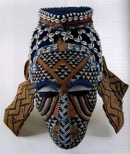 African Sculpture: Bushongo Art